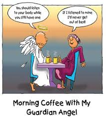 worst job essay funny coffee time and cartoon my guardian angel has the worst job in the world