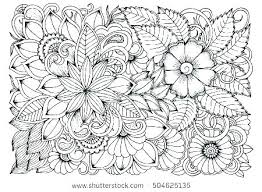 Art Therapy Coloring Pages Anti Stress Mandala Therapeutic For