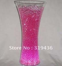 Decorative Vase Filler Balls Vase Fillers Balls Free Shipping Clear Glassware Flower Vase Using 48