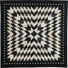 Two-Color Medallion Lap Quilt Pattern & Stellar: Two-Color Medallion Lap Quilt Pattern Adamdwight.com