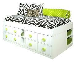 storage bed plans. Twin Bed Storage Frame Image Of With Drawers Plans