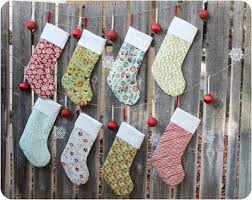Christmas Stockings Tutorial - So Sew Easy