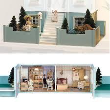 The Dolls House Emporium The Classical Dolls House Basement - Dolls house interior