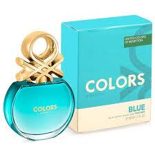 <b>BENETTON COLORS DE BENETTON BLUE</b> 80 ML (Women ...