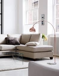 Marks And Spencer Living Room Furniture Copper Curve Floor Lamp Copper Floor Lamps And Curves
