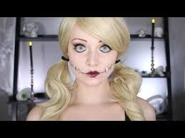 05 14 doll makeup tutorial no body paint needed