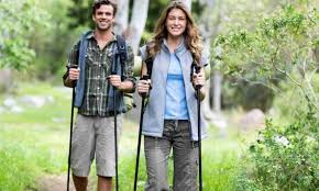 Hiking Pole Height Chart How To Size Trekking Poles How To Use A Hiking Pole