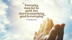 Beautiful Good Morning Quotes Wallpaper ...