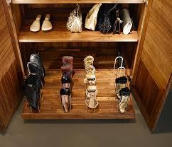 luxury wardrobe shoe rack
