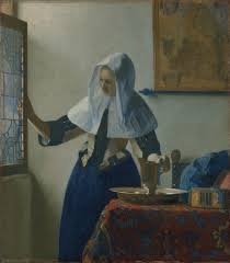 johannes vermeer essay heilbrunn timeline of art young w a water pitcher