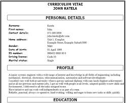 Cv Curriculum Vitae Impressive How To Write A Great Professional Curriculum Vitae Student Companion