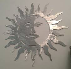 metal moon wall art full size of and moon metal wall art with sun moon and metal moon wall art