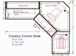 Modern Corner floor plan