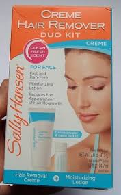 sally hansen manufacture in the usa and include a range of cream and wax hair removers as well as a hair bleaching s