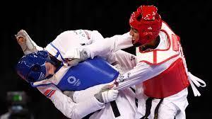 المصري سيف عيسى يتوج بالميدالية البرونزية في التايكوندو في أولمبياد طوكيو  (فيديو)