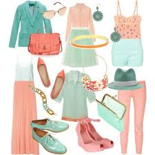 awesome on the other hand bright colors such as mintblue can make for a  great summer outfit it all depends on your mood.