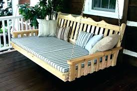 hanging outdoor bed bed swing for porch hanging bed swing twin bed swing hanging bed swing hanging outdoor bed