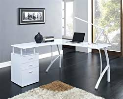 white desk home office. Brilliant Office In Home Office Desk White With Drawers Glass  Best Organize A Furniture Chairs For