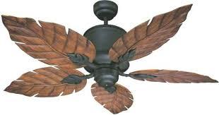 leaf fan blades leaf ceiling fan blades top with palm for ideas leaf fan blades
