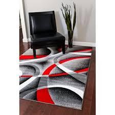 cherine modern gray area rug modern area rugs98