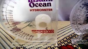 instant ocean hydrometer. instant ocean hydrometer o