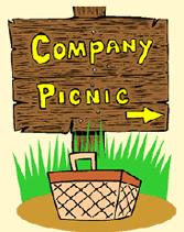 Company Picnic Template Company Picnic Free Printable Invitations Templates