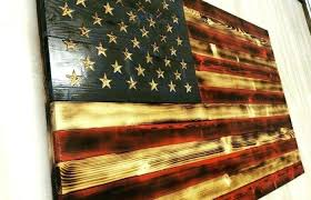 large wooden american flag traditional classic wall decor rustic american flag wooden wall art flags