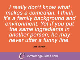 7 Quotations By Bob Newhart | ComfortingQuotes.com