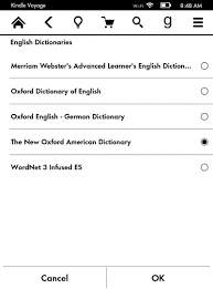 glossary for children text feature. How To Change Default Kindle Dictionary Glossary For Children Text Feature