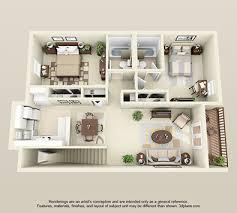 2 Bedroom Upstairs