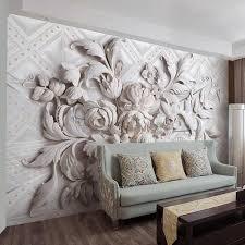 3d flower wall decor home