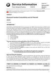 Verizon Bluetooth Compatibility Chart Service Information Manualzz Com