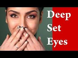 deep set eyes makeup tutorial how to apply eyeshadow for deep set eyes you