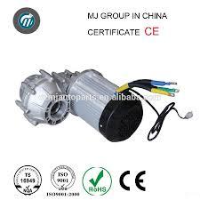 60v 1000w 1000w 2800r min gear motor slotless brushless motors for car