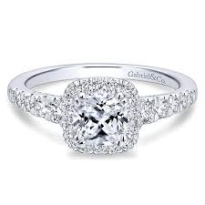marcotte jewelry balsam 14k white gold cushion cut halo