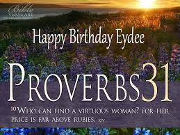 Proverbs 31 Woman Bible Christian Quotes Birthday Scripture