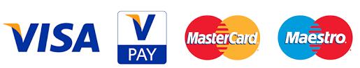 Výsledek obrázku pro Visa platební karty logo