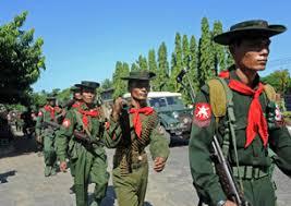 Image result for burmese army kill arakanese