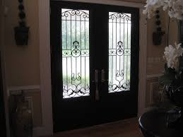 barcelona double entry doors with glass