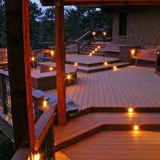 deck lighting. Photo Of Highpoint Deck Lighting - Golden, CO, United States A