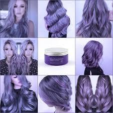 Light Purple And Silver Hair Pastel Silver Purple 200 Ml