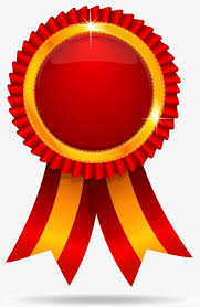 Red Ribbon Design Badge Red Price Png And Vector With Transparent Background