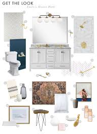 Our Classic Modern Master Bathroom Reveal - Emily Henderson
