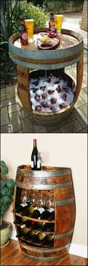reversible reclaimed wine barrel. 36 Awesone Recycled Wine Barrel Ideas TheownerbuilderneThere Are Many Ways Of Re Reversible Reclaimed