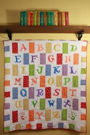 Crayon Box Alphabet Quilt Pattern by SarahBellumQuilts on Etsy ... & Crayon Box Alphabet Quilt Pattern by SarahBellumQuilts on Etsy, $7.00 Adamdwight.com