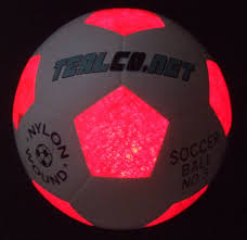 Light Up Ball Game Light Up Soccer Ball For Your Tailgate Party Games