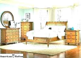 Wicker Bedroom Sets Wicker Bedroom Set White Wicker Bedroom Set ...