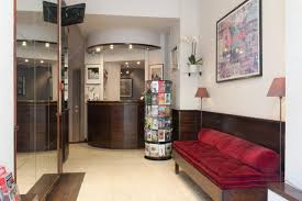 Hotel Edgar Quinet Hatel Odessa Montparnasse Paris France Bookingcom
