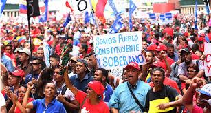 Resultado de imagen de pueblo venezolano