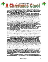 a christmas carol in a christmas carol dickens uses some of his   charles dickens · a christmas carol page 1 zoom in